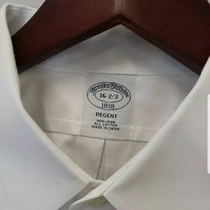 Shirts - Brooks Brothers 1818 Regent Non Iron Dress Shirt